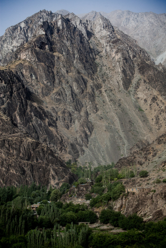 Tajikistan 047 - On the road to Kalaikum