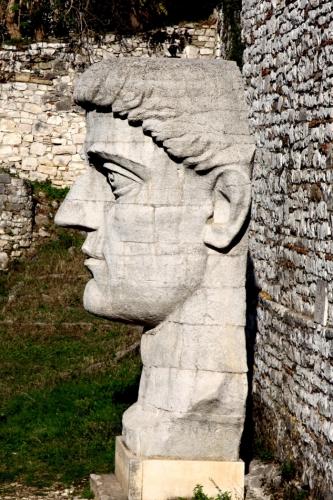 Albania - Berat 047 - Berat Castle