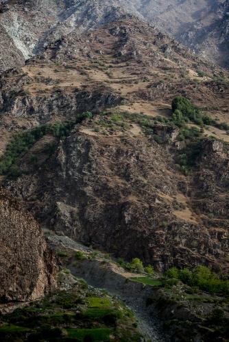 Tajikistan 048 - On the road to Kalaikum