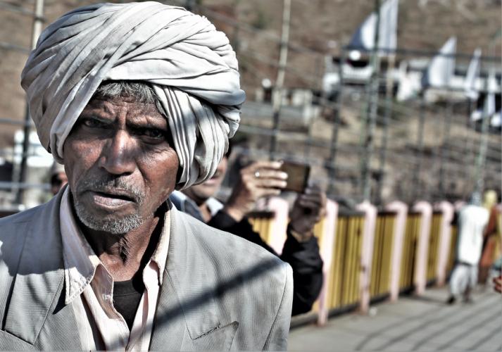 India - Madhya Pradesh - Omkareshwar 048