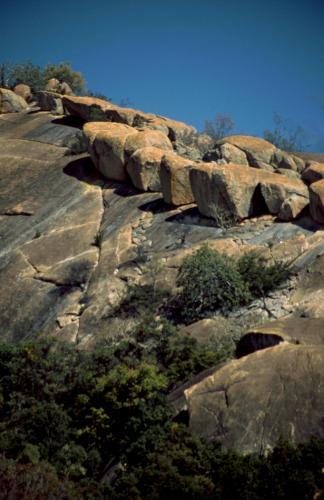 Zimbabwe - Matopos 048