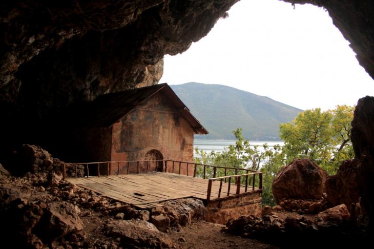 Albania 049 - Prespa lake