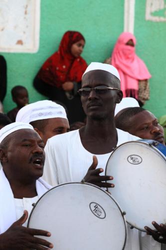 Sudan - Dervish ceremony 049