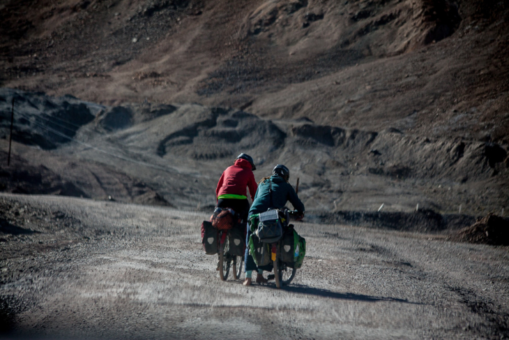 Tajikistan 049 - On the road to Karakul