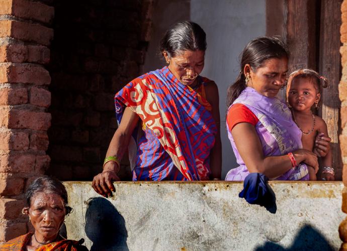 India - Odisha 049 -Desia Kondh village on the way to Rayagada