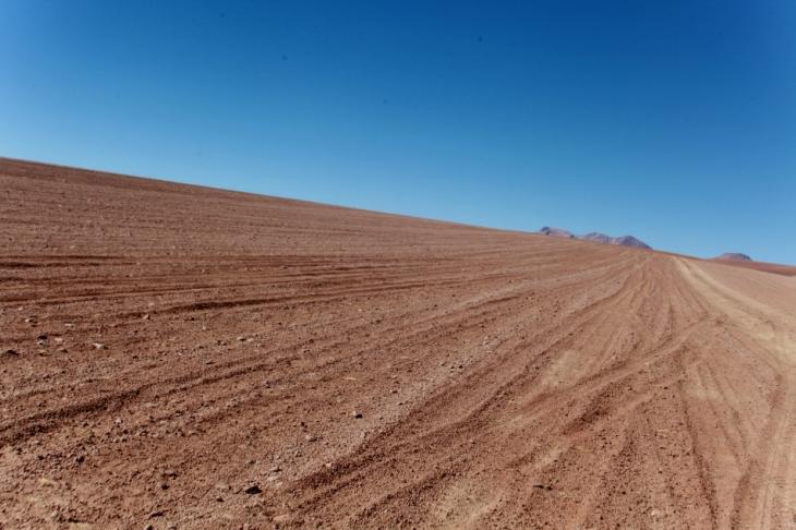 Bolivia - Itinerary Sur Lipez-Tupiza 049 / On the road to Laguna Colorada