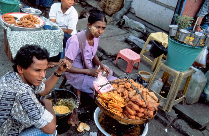 Myanmar - Yangon 049