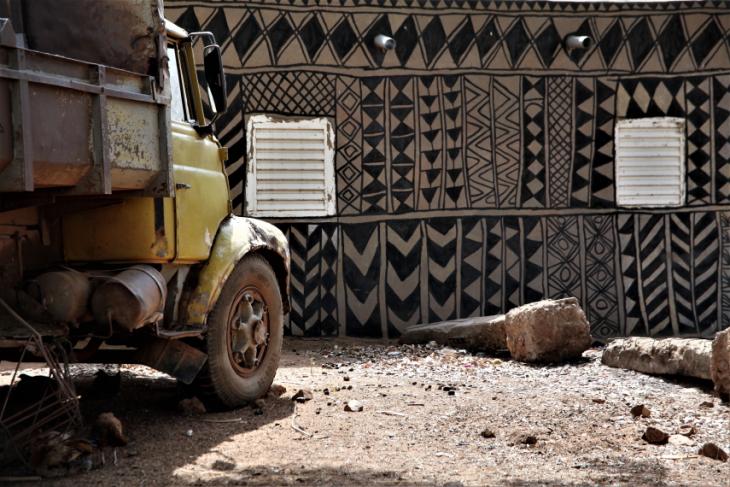 Burkina Faso -Tiebele 049