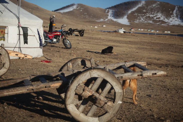 Mongolia 0505 - Tergiin Tsagaan Nuur