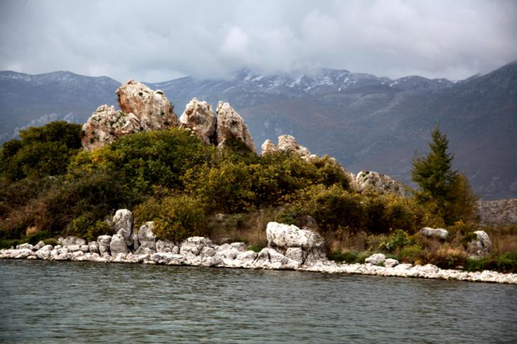 Albania 050 - Prespa lake