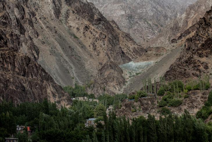 Tajikistan 050 - On the road to Kalaikum