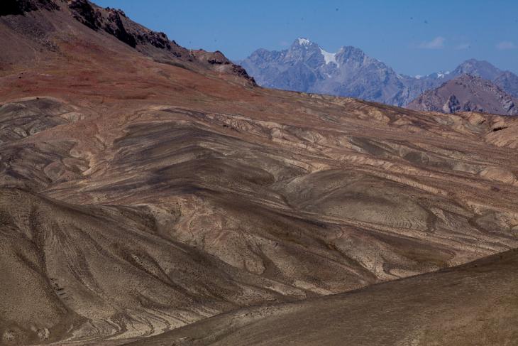 Tajikistan 050 - On the road to Shaymak