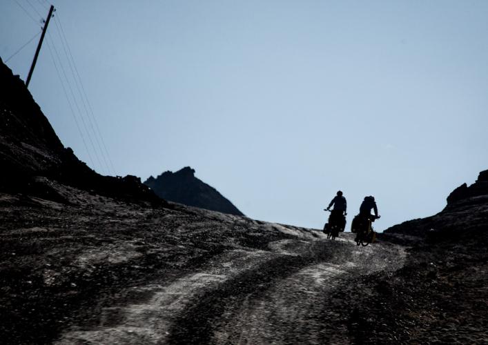 Tajikistan 050 - On the road to Karakul