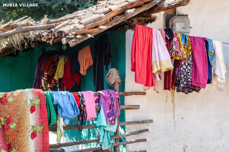 India - Chhattisgarh 050 - Muria village, Kanker area
