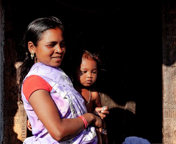 India - Odisha 050 -Desia Kondh village on the way to Rayagada
