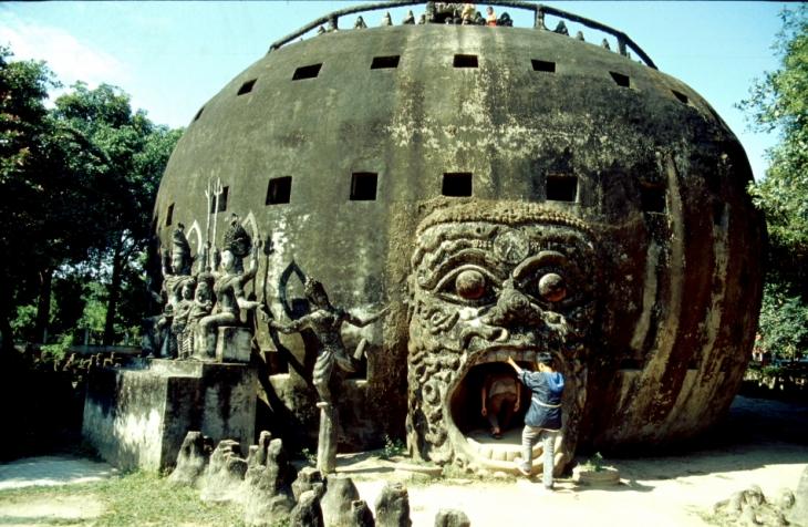 Laos - Vientiane 050