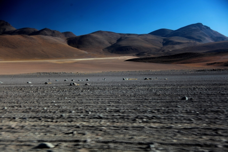 Bolivia - Itinerary Sur Lipez-Tupiza 050 / On the road to Laguna Colorada