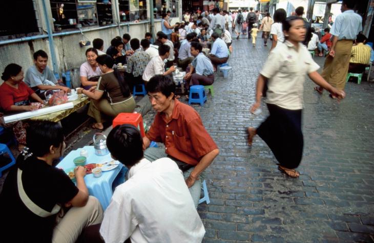 Myanmar - Yangon 050