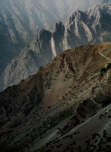 Tajikistan 051 - On the road to Kalaikum