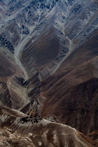 Tajikistan 051 - Wakhan Valley - On the road