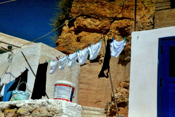 Greece - Anafi 051 - Hora