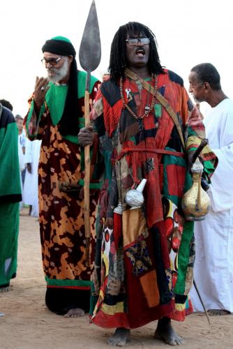 Sudan - Dervish ceremony 052