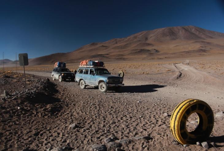 Bolivia - Itinerary Sur Lipez-Tupiza 052 / Laguna Colorada