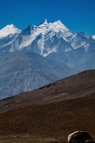 Tajikistan 053 - Wakhan Valley - On the road