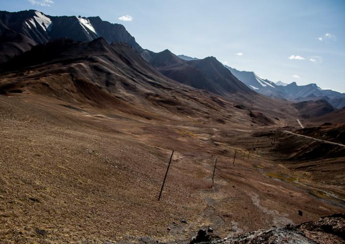 Tajikistan 053 - On the road to Karakul