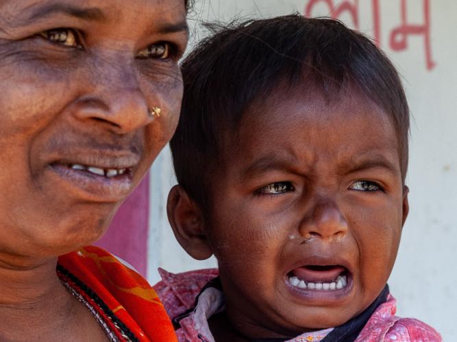 India - Chhattisgarh 053 - Muria village, Kanker area