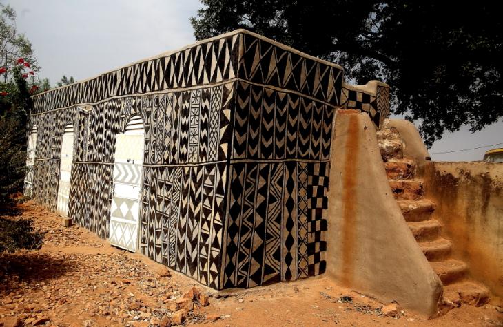 Burkina Faso -Tiebele 053