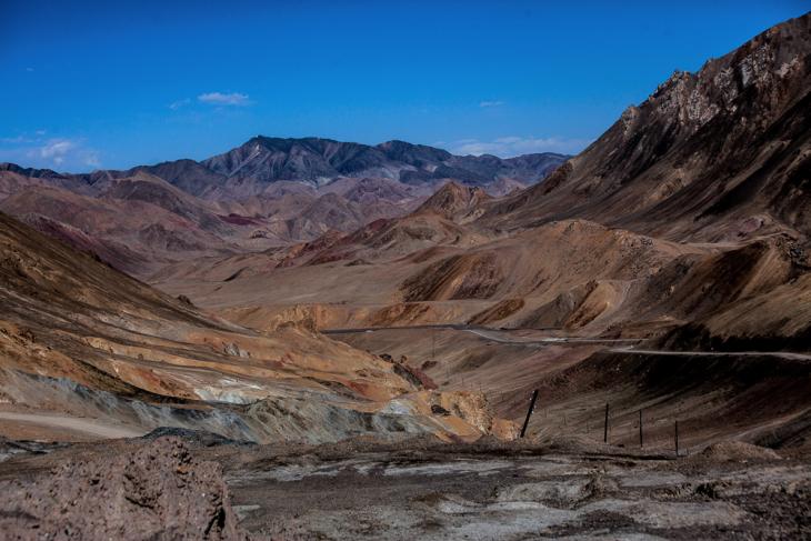 Tajikistan 054 - On the road to Karakul