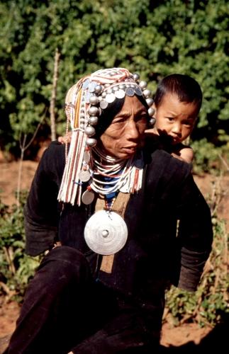 Myanmar - Golden Triangle 054 - Akha area