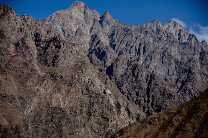 Tajikistan 055 - On the road to Khorog