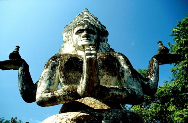 Laos - Vientiane 055