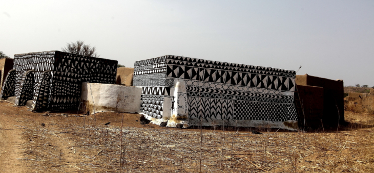 Burkina Faso -Tiebele 055 - Village in the sourroundings