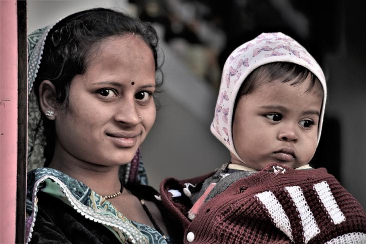 India - Madhya Pradesh - Maheshwar 056
