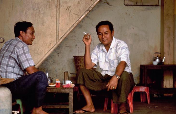 Myanmar - Yangon 056