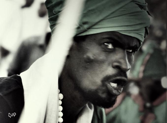 Sudan - Dervish ceremony 057
