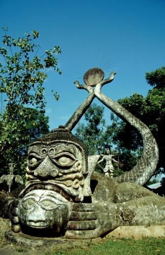 Laos - Vientiane 057