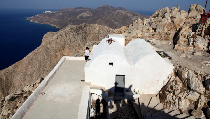 Greece - Anafi 057 - South - Kalamos