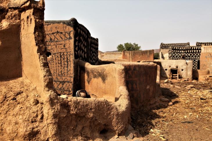 Burkina Faso -Tiebele 057 - Village in the sourroundings