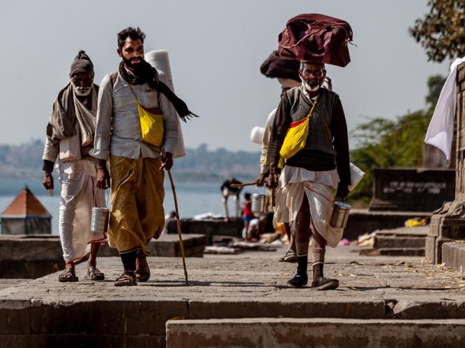 India - Madhya Pradesh - Maheshwar 058