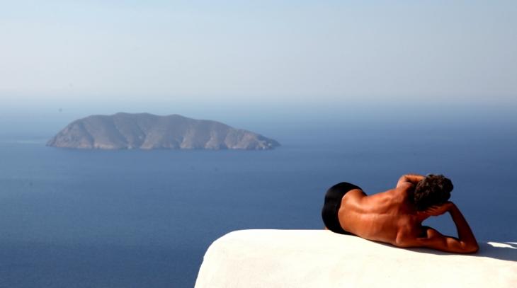 Greece - Anafi 058 - South - Kalamos