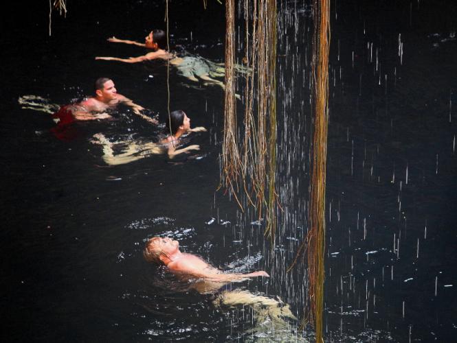Mexico - Merida 062 - Cenote