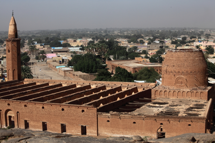 Sudan - Kassala 059 - Khatmiyya Hasan tomb