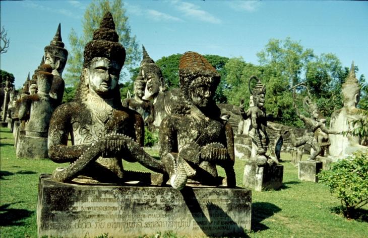 Laos - Vientiane 059