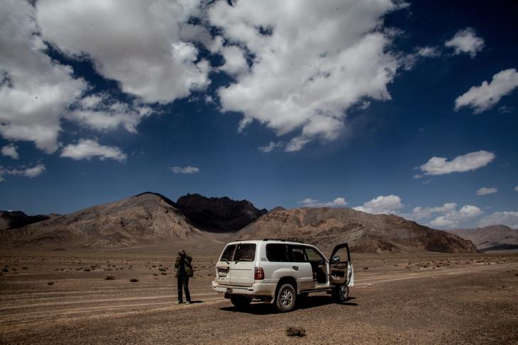 Tajikistan 060 - On the road to Shaymak