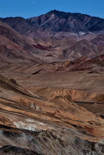 Tajikistan 060 - On the road to Karakul