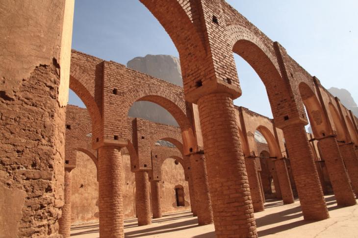 Sudan - Kassala 061 - Khatmiyya Hasan tomb